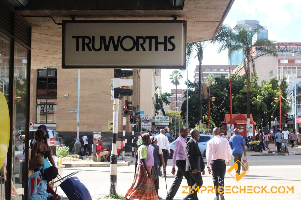 truworths shop